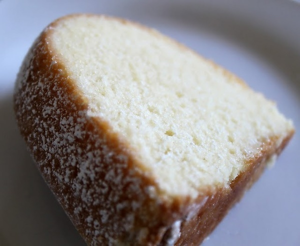 Perfect Pound Cake - | YUM | Pinterest