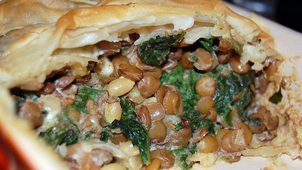 ... Grain And Wild Rice With Mushrooms And Shallots Recipes — Dishmaps