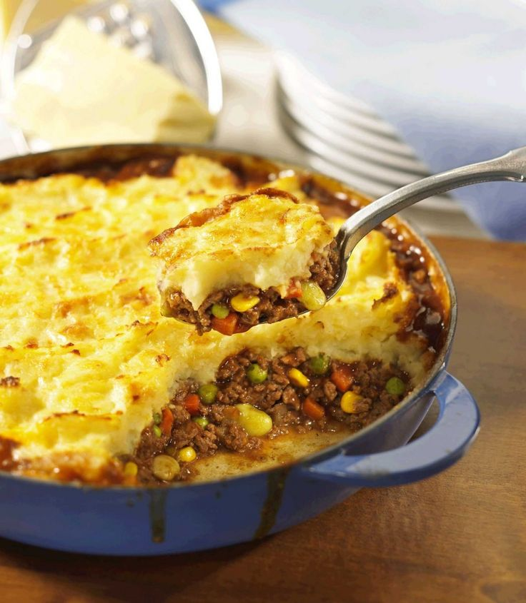 Cheddar Sirloin Shepherd's Pie...Used GF flour and beef broth, used ...