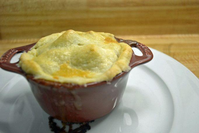 Short rib pot pie | recipes: savories | Pinterest