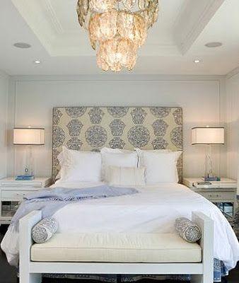 beautiful headboard bedrooms pinterest