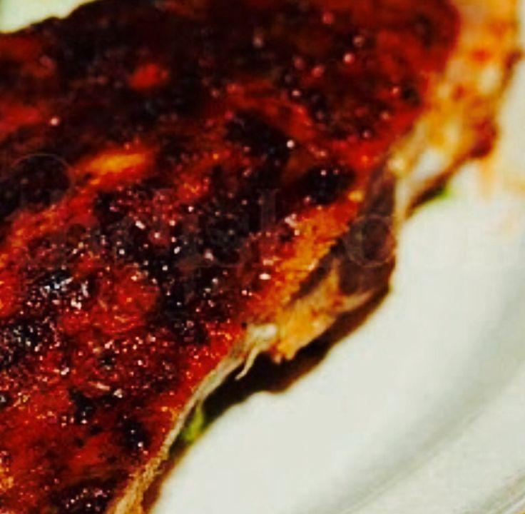 Memphis Style Pork Ribs