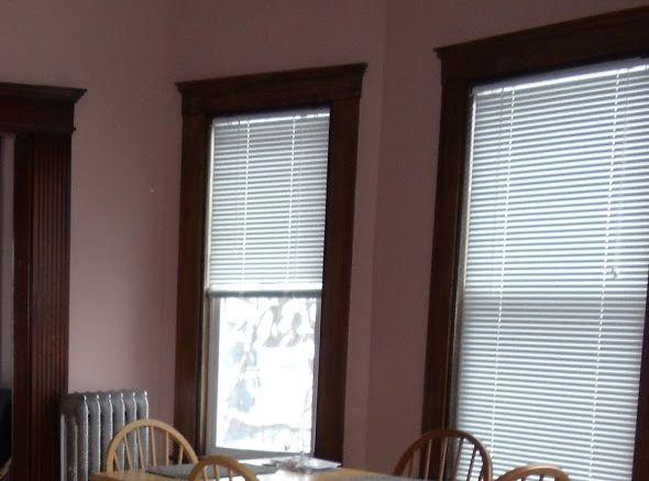 Dark Wood Trim Windows Home Decor Pinterest