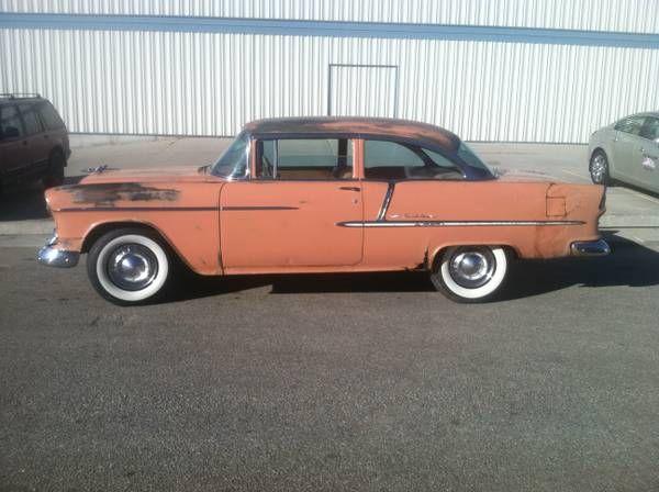 Craigslist 1955 Belair Autos Post
