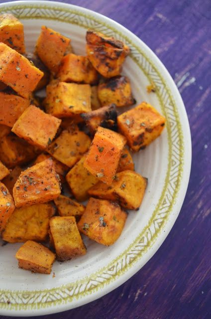 Roasted Sweet Potatoes With Five-Spice Powder Recipes — Dishmaps
