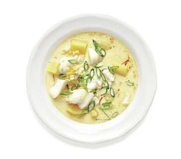 Summer Corn And Cod Chowder Recipes — Dishmaps