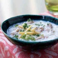 Breakfast Black Rice Porridge With Coconut Cream Recipes — Dishmaps