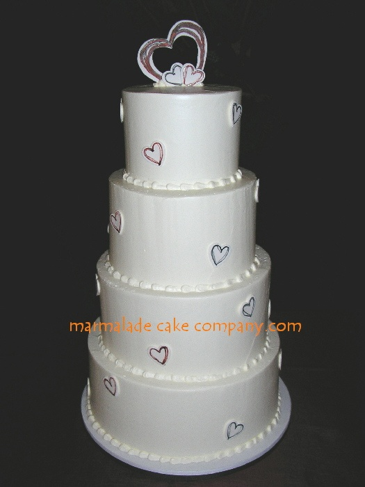 valentine's day cake recipes pictures