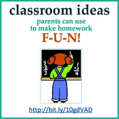 homework helpers for parents