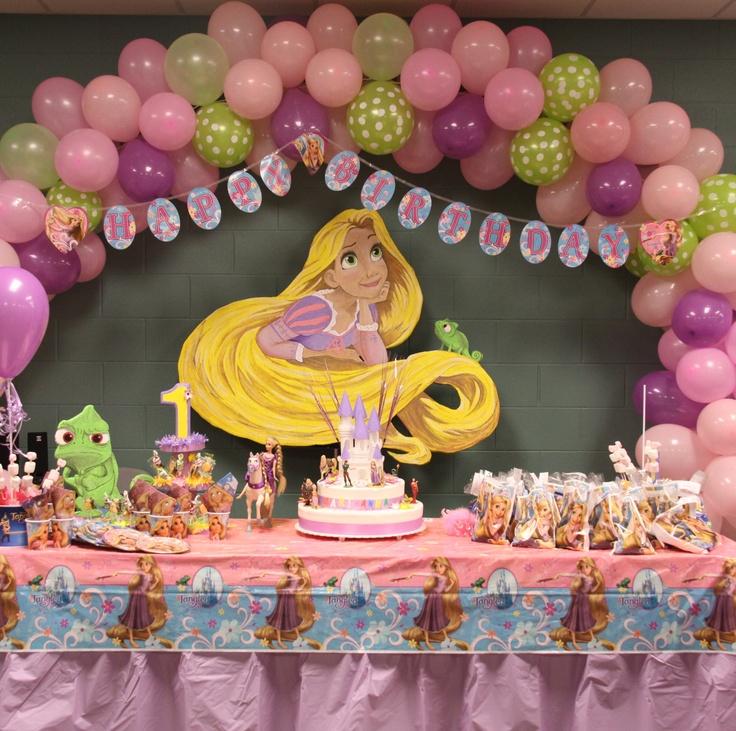 decorations  A Rapunzel / Tangled Party  Pinterest