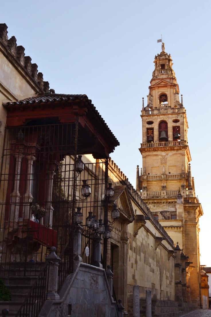 Minarete mezquita