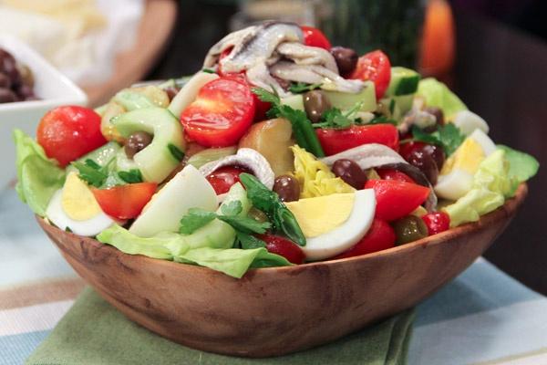 Classic salade nicoise. | Food | Pinterest