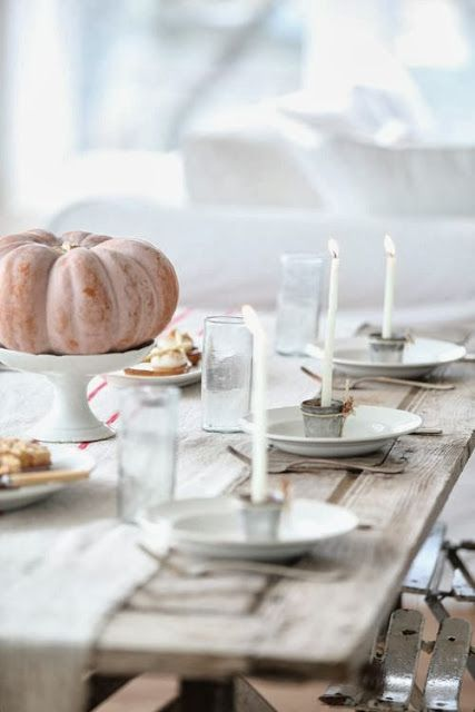 Five Fall Decorating Inspiration Pictures