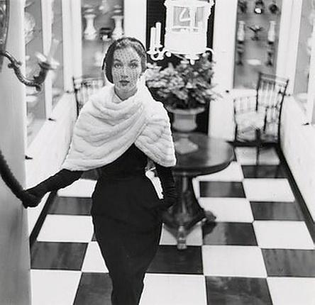 Evelyn Tripp by Frances McLaughlin-Gill, 1950