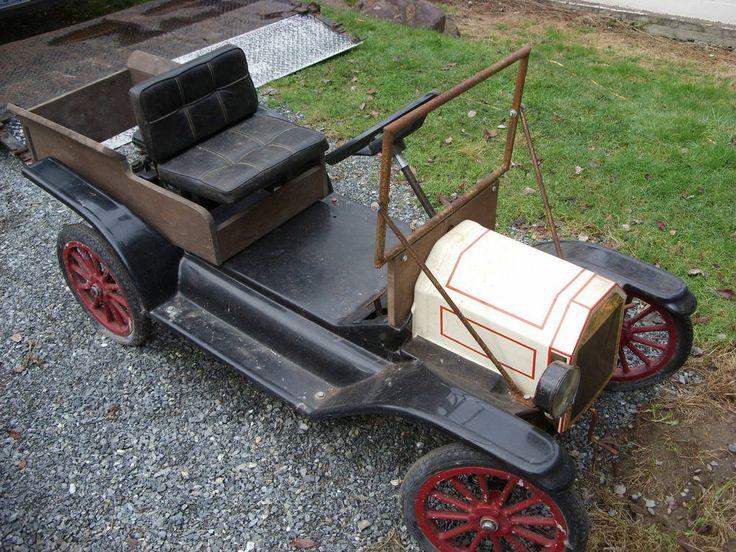 model t go kart, cart, truck,Tin Lizzie, Tin Lizzy