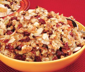 apple cranberry stuffing | Recipes i want to try! | Pinterest