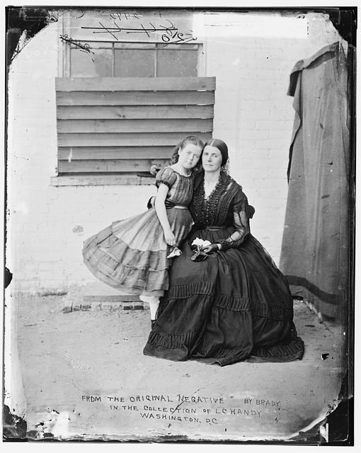 Cival War era photgraphy #vintage clothing #Victorian
