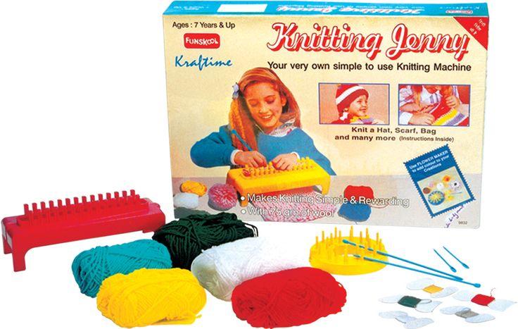 Knitting Jenny Funskool : Pin by kathy isler on nostalgia pinterest