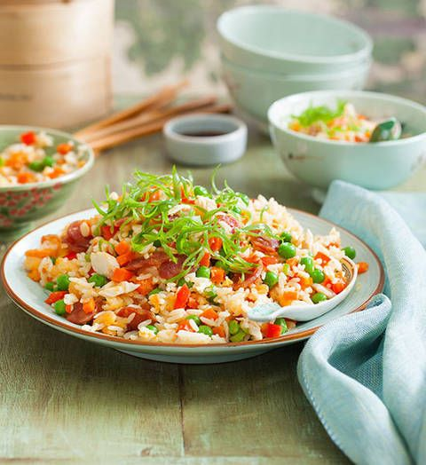 Quick Chinese fried rice: Have a craving for this takeaway classic ...