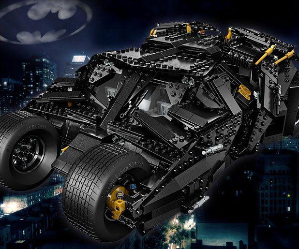 Lego batman tumbler ax she own figs your pinterest
