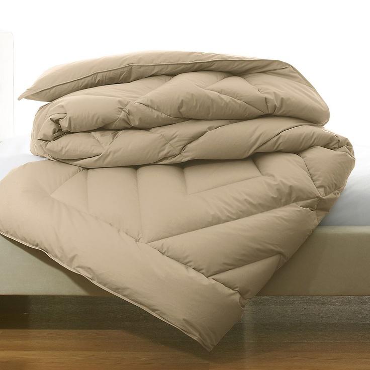 double diamond® supersize goose down comforter