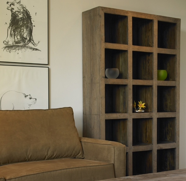 Old Java Oak Leather Furniture Home And D Cor Pinterest