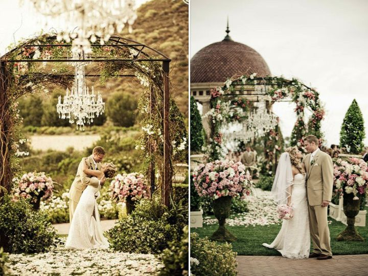 Wedding Ideas For Outside Ceremonies : Outdoor wedding ceremony ideas decor and
