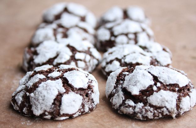 Chocolate Crackle Cookie | Community Post: 30 Amazing Cookies For Your ...