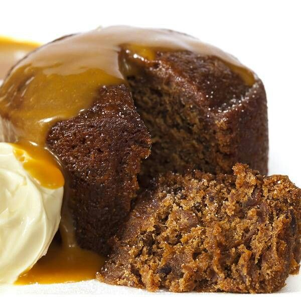 Sticky Toffee Pudding | MY HOLIDAY KITCHEN | Pinterest