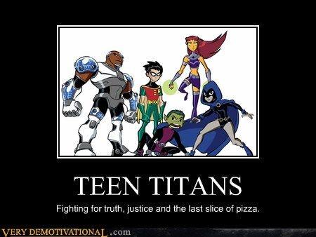 Teen Titans Funny 25