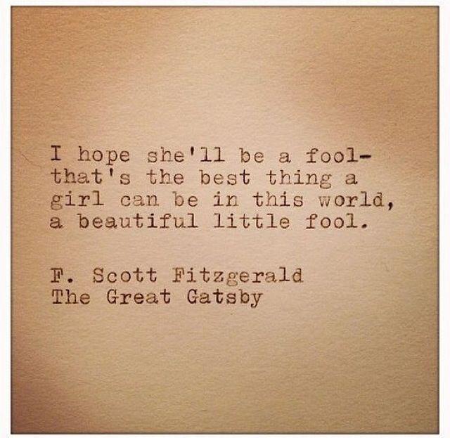 F Scott Fitzgerald Great Gatsby Quotes F Scott Fitzgerald Fam...