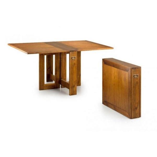 Mesa plegable design pinterest mesa plegable aki - Aki mesas cocina ...