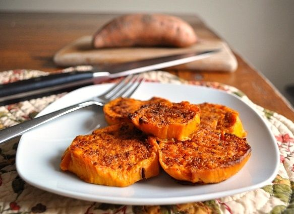 ... Cooks: Chronicles from a Vermont foodie: Smashed Sweet Potatoes