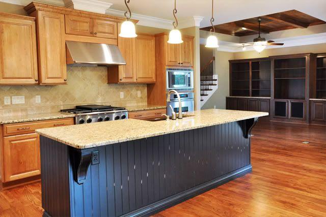 Beadboard Island Kitchens And Pantry Ideas Pinterest