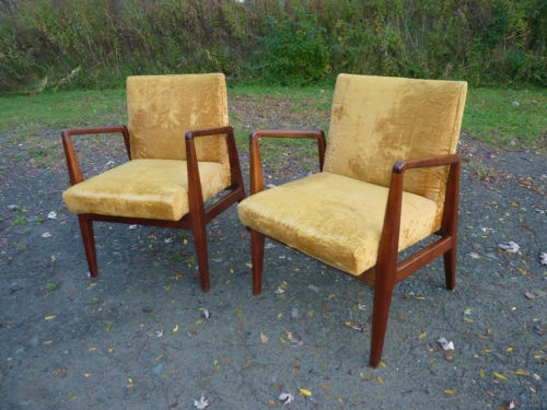 I have chairs similar to this that I'd like to reupholster.