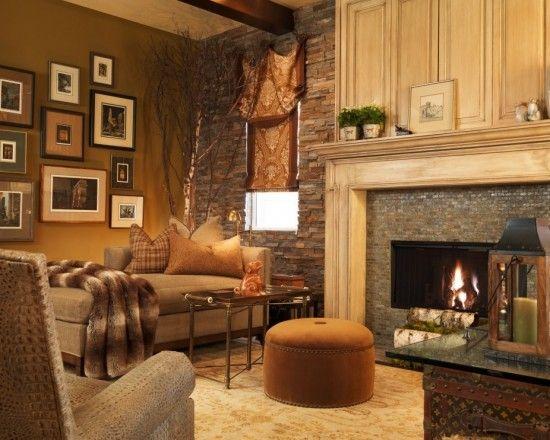Family Room Design,