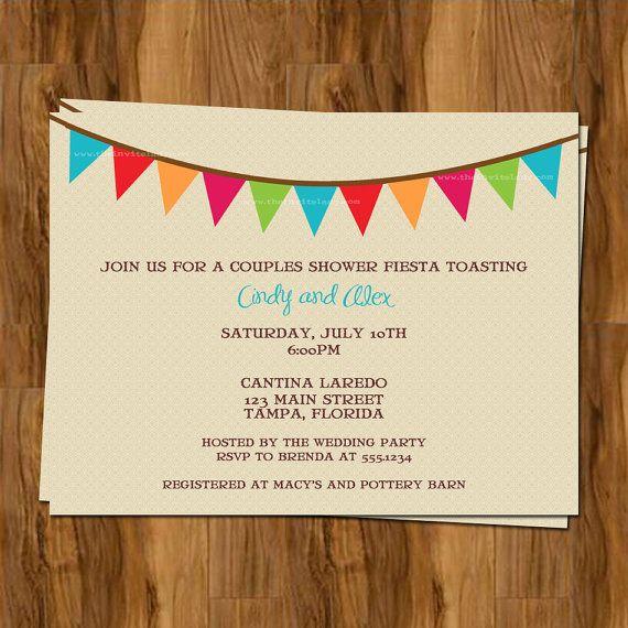 ... www.etsy.com/listing/150230234/fiesta-theme-wedding-shower-invitations