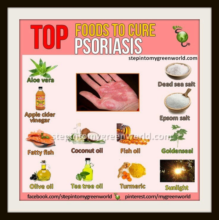 Natural Foods For Psoriasis