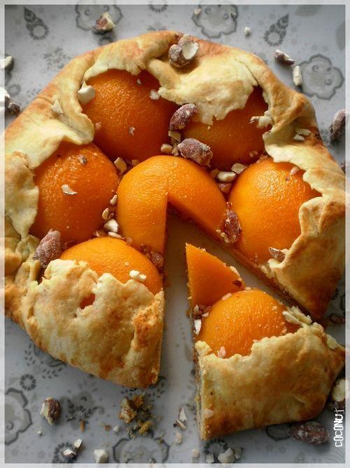 Pate+Brisee+Peaches PÂTE BRISÉE : TRESSE et CROSTATA au MENU ...