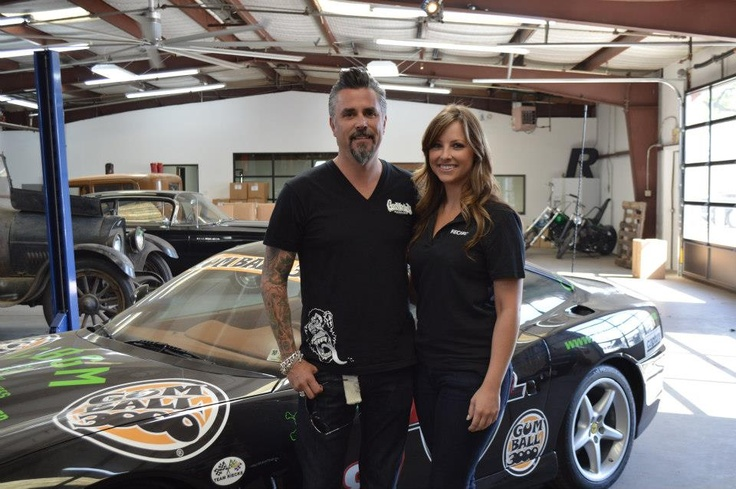 Richard s Recaro GirlfriendRichard Rawlings F40