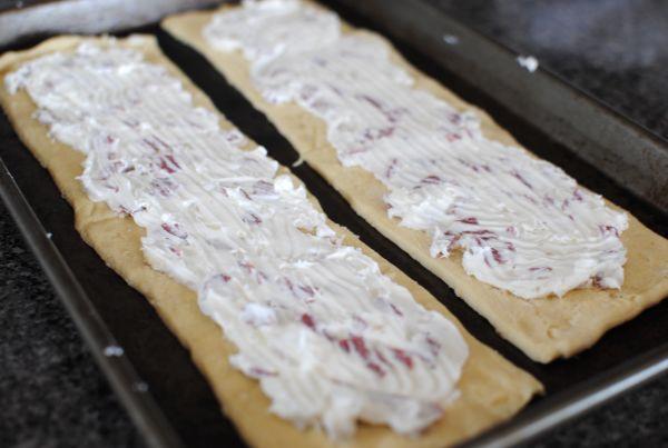 Bacon Cream Cheese Pinwheels | Food! | Pinterest