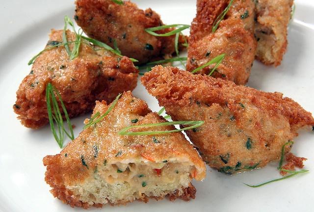 Shrimp Toast Appetizers | Appetizers | Pinterest