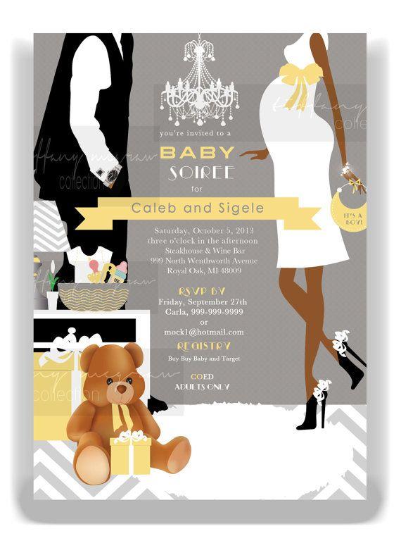 coed modern baby shower by tiffanymcgraw on etsy