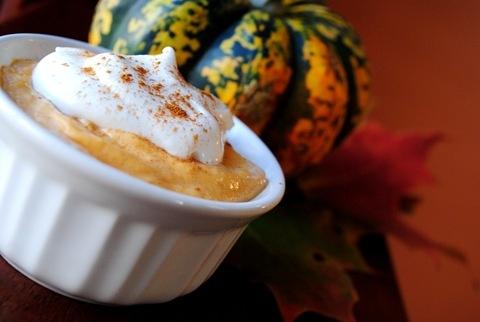 Pumpkin Pie Mousse | Iowa Girl Eats | Recipes | Pinterest