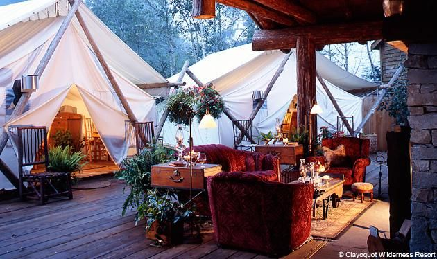 ok- maybe 2 tents