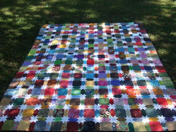 Morning Star - Quilting Anyone? QUILTS Inspirations Pinterest