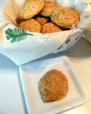 "Chipotle Cheddar Biscuits from ""Baked: New Frontiers"""