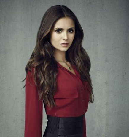 EvaWigs Nina Dobrev Layered Hairstyle