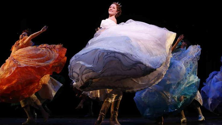 Laura Osnes in Rodgers and Hammerstein's Cinderella
