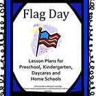 flag day lessons for kindergarten